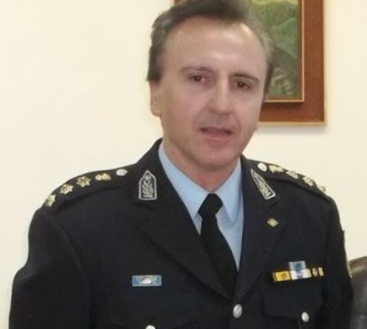 Παραμένει Αστυνομικός Διευθυντής Πιερίας ο Αθανάσιος Μαντζούκας
