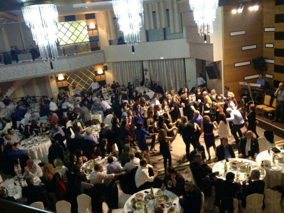 Eτήσιος χορός της Ένωσης Αστυνομικών Υπαλλήλων