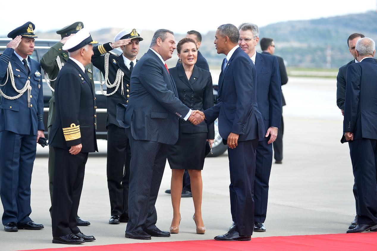 Βημα...τίζοντας: Μεγάλες Στιγμές Ζει Ο Πρόεδρος Των Ανελ