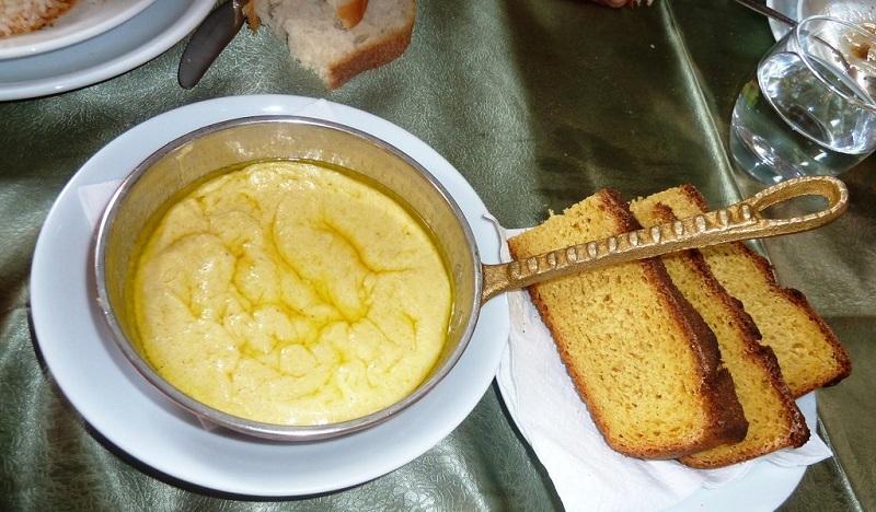 Χαβίτς, ένα νόστιμο χειμωνιάτικο ποντιακό φαγητό.