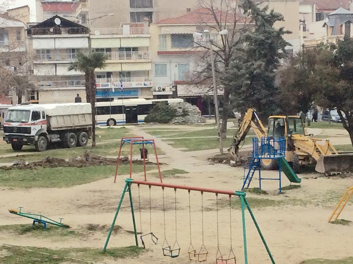 Θα Αλλάξει Η Πλατεία Ευκαρπίδη