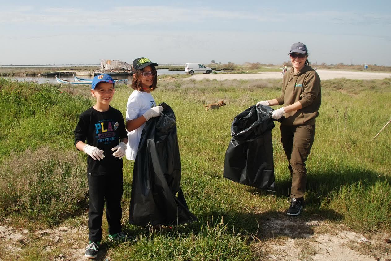 Συμμετοχή  για την 7η Εκστρατεία Εθελοντικών Καθαρισμών