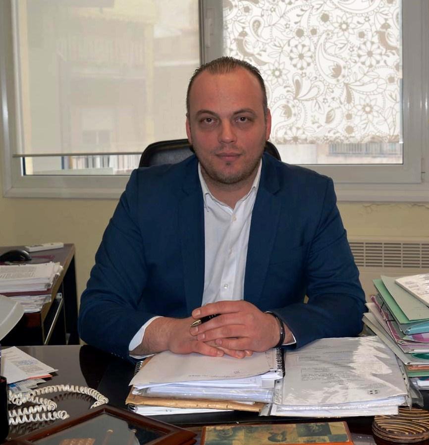 Ορίστηκε ως Γραμματέας του τομέα Τοπικής Αυτοδιοίκησης ο Νίκος Μακρίδης