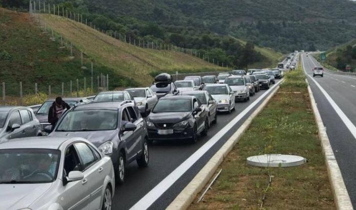 Η Πρωτομαγιάτικη Έξοδος Αποκάλυψε Λάθη Στο Νέο Αυτοκινητόδρομο