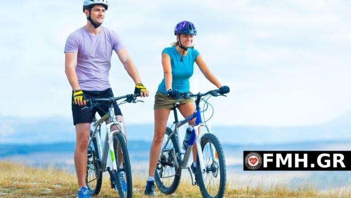 Τα Οφέλη Της Ποδηλασίας Στην Σωματική Και Ψυχική Υγεία