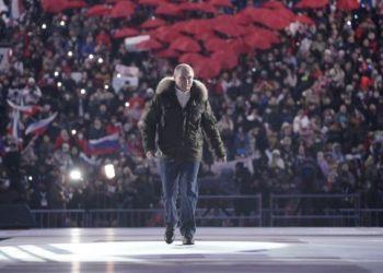 Ρωσία: Το Παράδοξο Της Πανδημίας