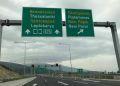 Προσωρινές Κυκλοφοριακές Ρυθμίσεις  Στην Εθνικη Οδο Αθηνων  - Θεσσαλονικησ