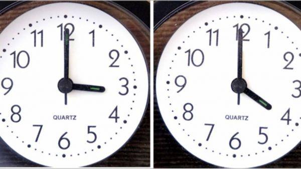 Πότε Γυρνάμε Τα Ρολόγια Μας