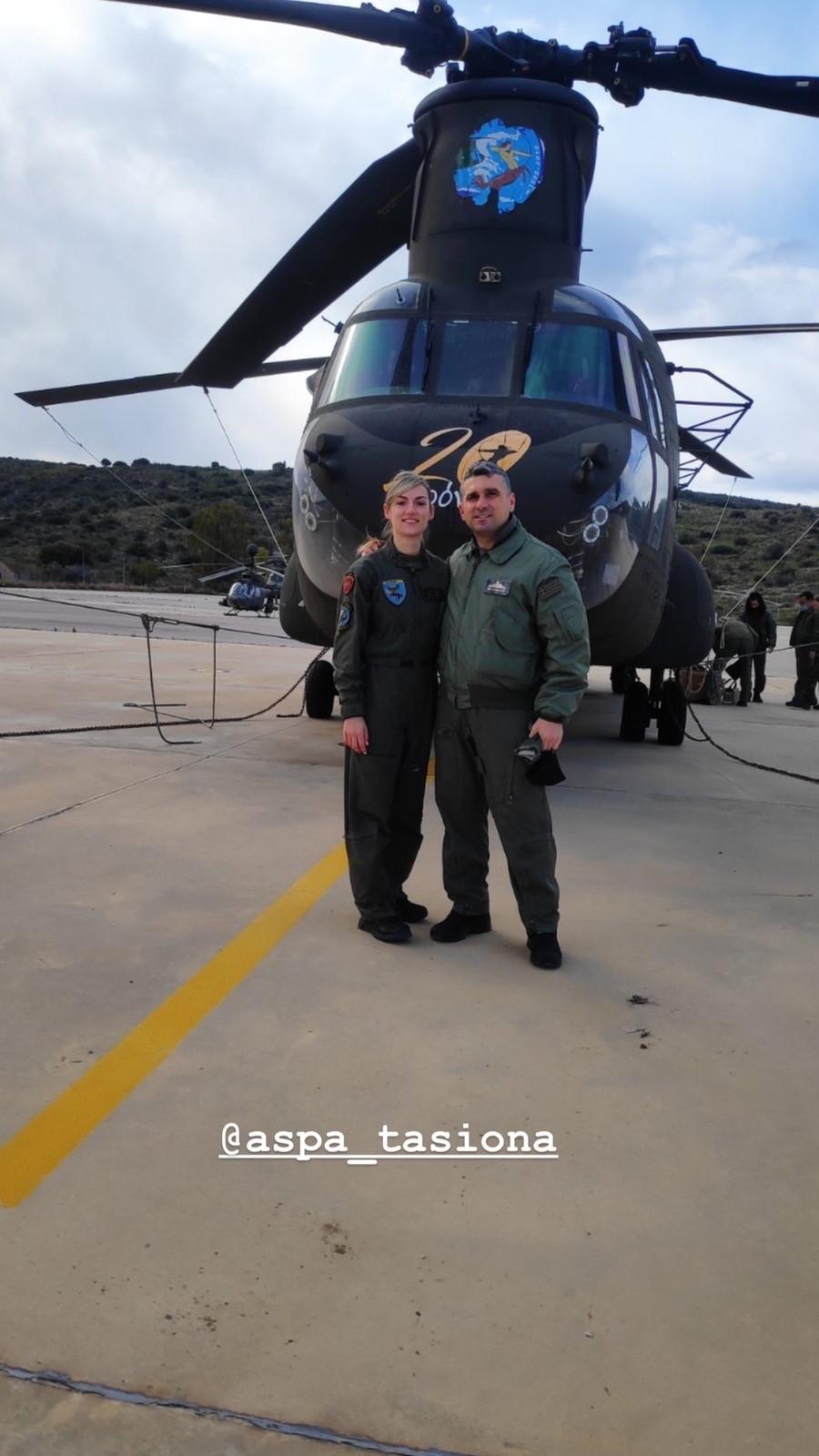Πέταξε Χθες Με Τη Πολεμική Αεροπορία Στην Παρέλαση Της Αθήνας