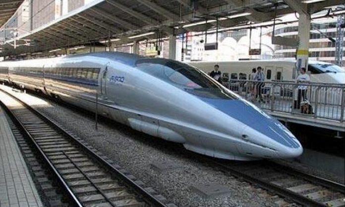 Μετά Από Ενάμισι Χρόνο Το Γρήγορο Τραίνο