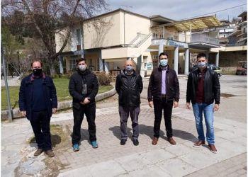Αλληλεγγύη Με Τους Σεισμόπληκτους Ελασσόνας