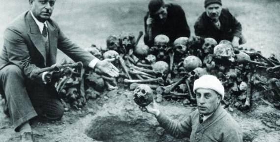 Η Γενοκτονια Εχει Μια Ονομασια Μονο: Γενοκτονια