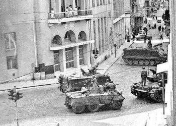 Η Δικτατορία δεν ήταν απλώς το έργο κάποιων «αφρόνων αξιωματικών»