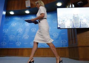 Η Μόσχα Λέει Ότι Θα Αντιδράσει Τάχιστα Στις Τελευταίες Απελάσεις Ρώσων Διπλωματών Που Αποφάσισε Η Πράγα