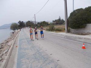 Η μεγάλη Κυριακή της Φιλτισάκου πρωταθλήτρια με 1ω32:40!