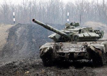 Η Συγκέντρωση Ρωσικών Στρατευμάτων Στα Σύνορα Με Την Ουκρανία