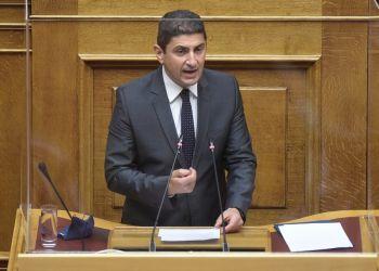 Λευτέρης Αυγενάκης: «13.268.500 € σε 4.811 ερασιτεχνικά σωματεία!»