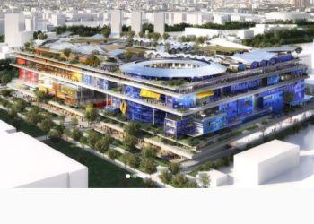 Μια Γειτονιά Για Τη Νέα Γενιά Παριζιάνων Από Τον Jean Nouvel