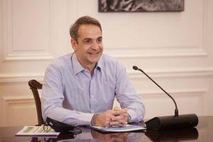Ο Πρωθυπουργός μιλά για το τέλος της πανδημίας