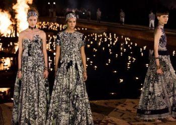 Ο Dior στην Αθήνα για την παρουσίαση της νέας κολεξιόν «croisière 2022»