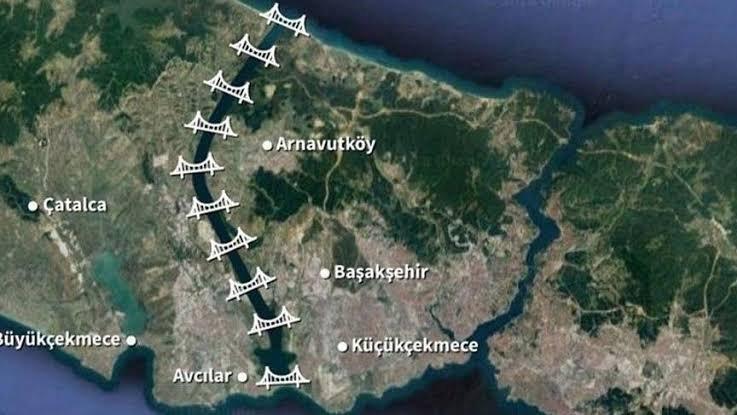 Το ''Kanal Istanbul'', Η Συνθηκη Του Montreux Και Το Εξαιρετικα Επικινδυνο Παιχνιδι Του Erdogan