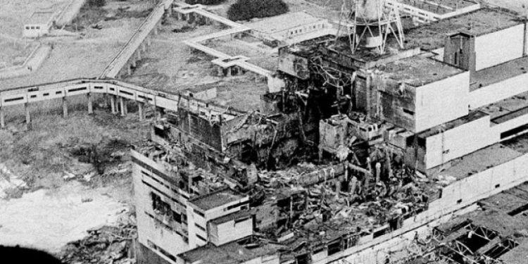 Τριάντα Πέντε Χρόνια Μετά Το Πυρηνικό Ατύχημα Του Τσερνομπίλ Της Ουκρανίας
