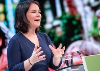 Πέντε πράγματα για την υποψήφια των Πρασίνων για την καγκελαρία