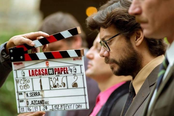 La Casa De Papel – Το Αγοράκι Της Φωτογραφίας Είναι Πρωταγωνιστής Της Σειράς