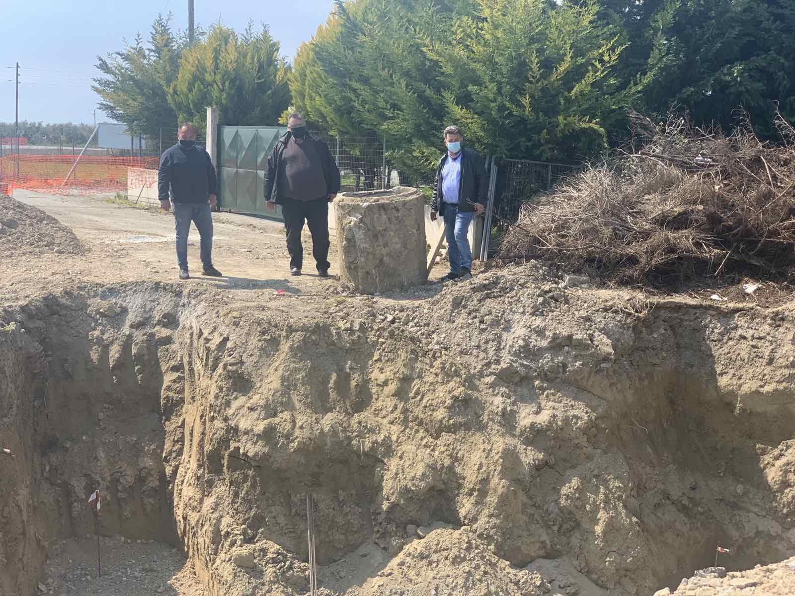 Έργα Αποκατάστασης Ζημιών  Από Πλημμυρικά Φαινόμενα