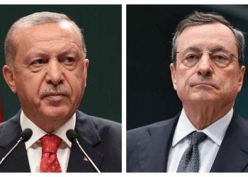 Η «Κόντρα» Ντράγκι Με Ερντογάν Αφορά Άμεσα Την Εε – Και Την Ελλάδα