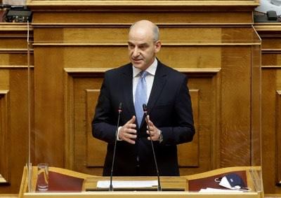 Φ. Μπαραλιάκος Ως Εισηγητής Στο Νομοσχέδιο Του Υπουργείου Αθλητισμού Για Το Αντιντόπινγκ