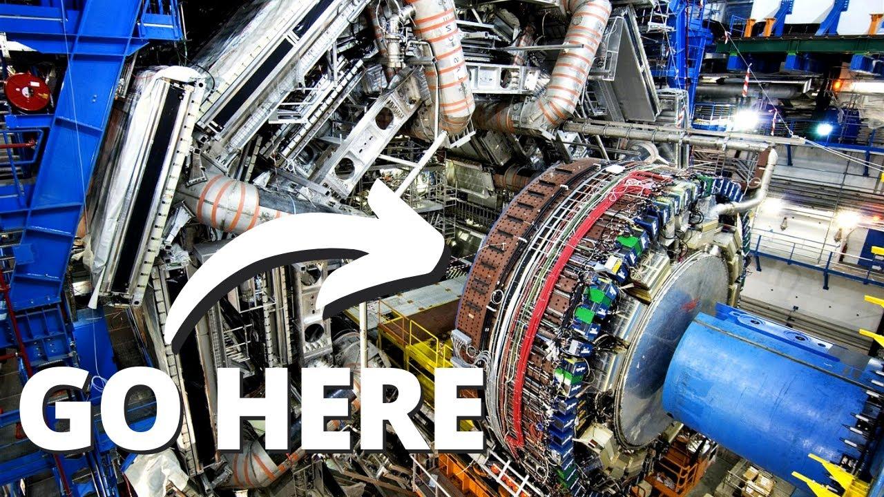 CERN-VIRTUAL TOUR