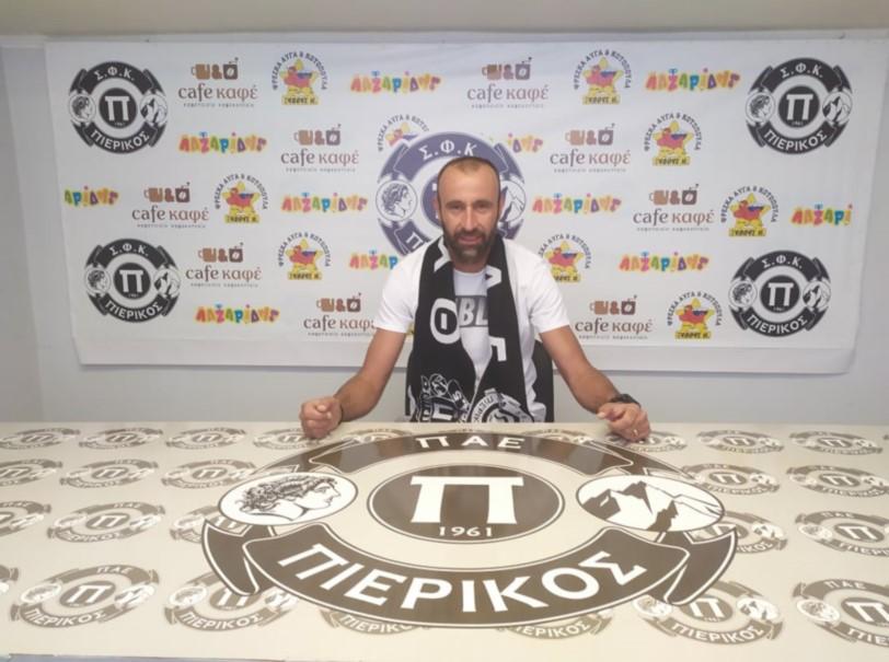 Μίμης Μπενίσκος: «Δύσκολα Κόβεται Το Ποδόσφαιρο – Παίζω Εμπειρικά Πλέον»