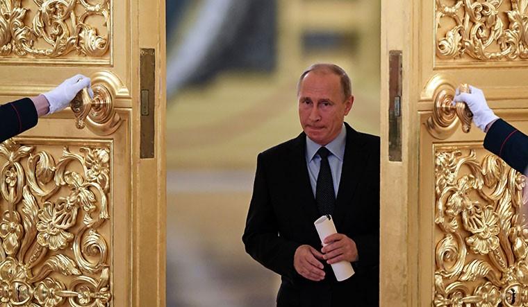 Πούτιν Στο Κρεμλίνο Ως Το 2036