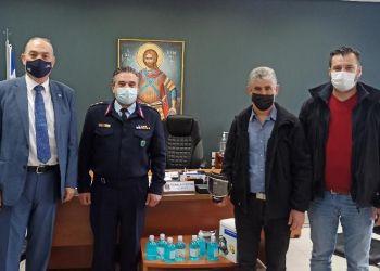 Η Ένωση Αστυνομικών Υπαλλήλων Ν. Πιερίας Ευχαριστεί Θερμά Το Δ. Σ.της Συνεταιριστικής Τράπεζας Κεντρικής Μακεδονίας