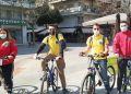 Μια Ιδιαίτερη Και Ξεχωριστή Ποδηλατάδα Στην Πόλη Της Κατερίνης.