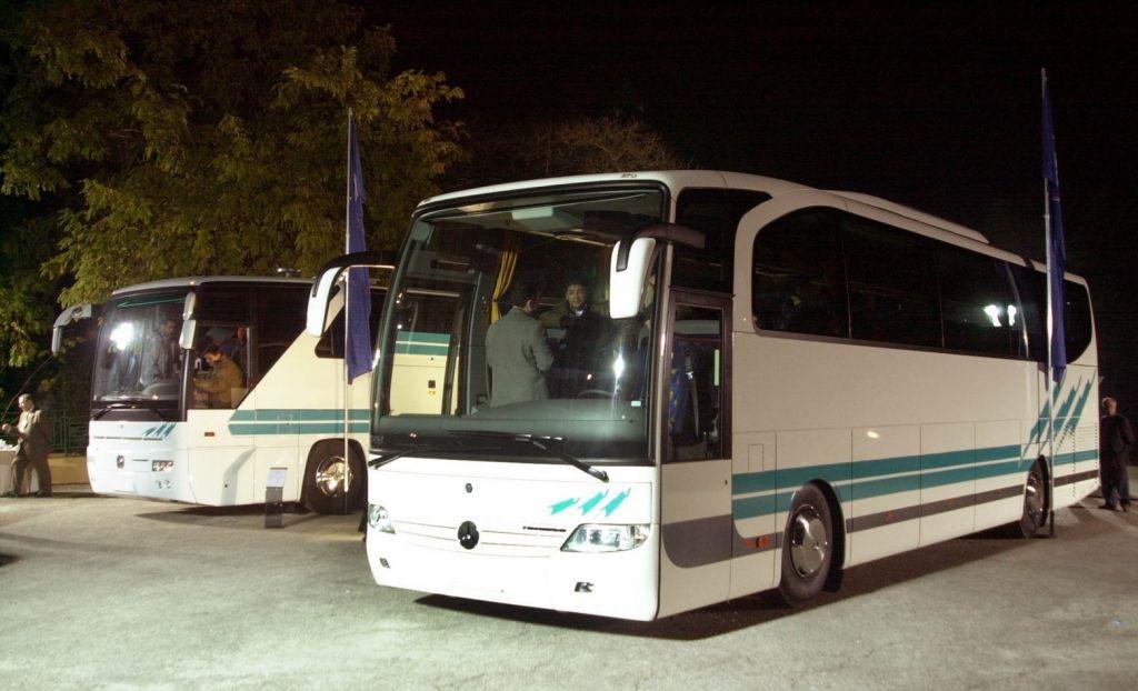 Τουριστικά Λεωφορεία :  Επιδότηση Λόγω Πανδημίας