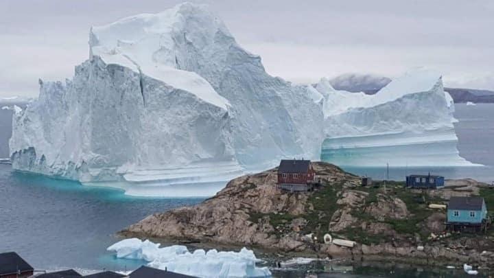 Έρευνα: Η Τήξη Των Πάγων Της Γροιλανδίας Θα Είναι Σύντομα Μη Αναστρέψιμη