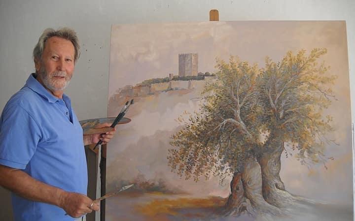 Αθανάσιος Σταθακόπουλος: Ο Ζωγράφος Που Ζωντανεύει Την Ομορφιά Της Ζωής Με Χρώματα