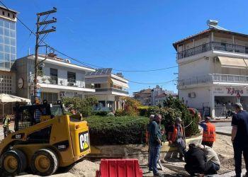 Ανακατασκευή Του Κυκλικού Κόμβου Στην Συμβολή Των Οδών 7Ης Μεραρχίας &Amp; Ν. Πλαστήρα