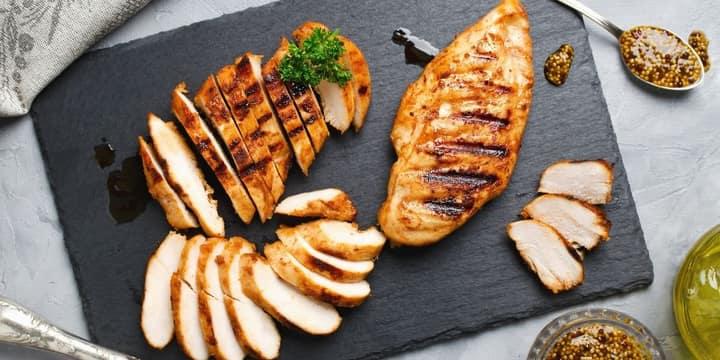 Ασιατικό κοτόπουλο με σάλτσα λάιμ και σόγια