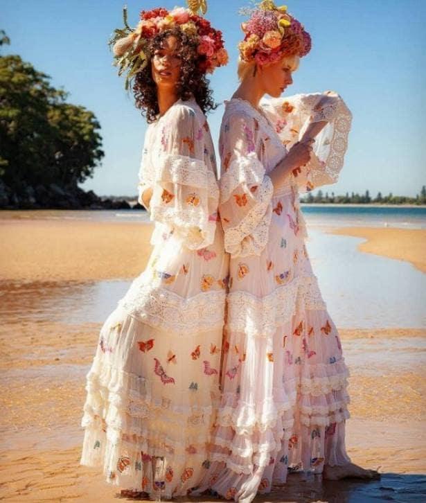 Αυτά είναι τα καλύτερα μποέμ φορέματα της άνοιξης