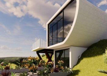 Αυτό Είναι Το Πρώτο 3D Σπίτι Στην Ευρώπη