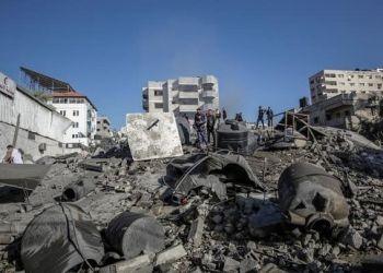 Δέκα Μέλη Μίας Οικογένειας Παλαιστινίων Σκοτώθηκαν Σε Ισραηλινό Πλήγμα Στον Καταυλισμό Προσφύγων Αλ Σάτι Στη Γάζα