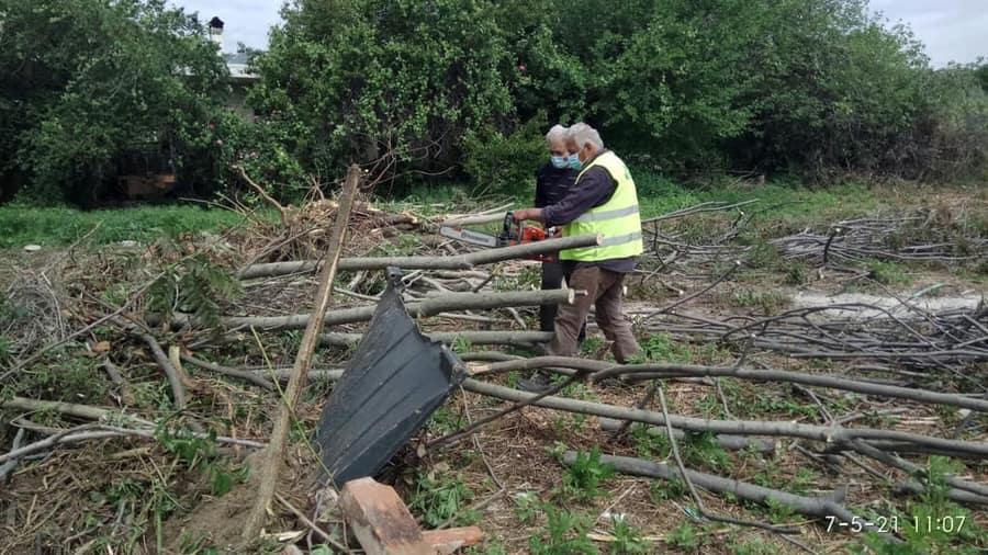 Δήμος Κατερίνης – Επιχείρηση Καθαρισμού Σε Κοινόχρηστους Χώρους