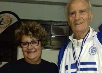 Διασώστης ετών 80, με μετάλλια στον στίβο και τον εθελοντισμό