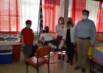 Εθελοντική Αιμοδοσία Ε.ε.σ. Κατερίνης