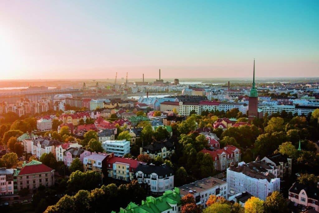 Ελσίνκι, η πιο «έξυπνη» πόλη της Ευρώπης