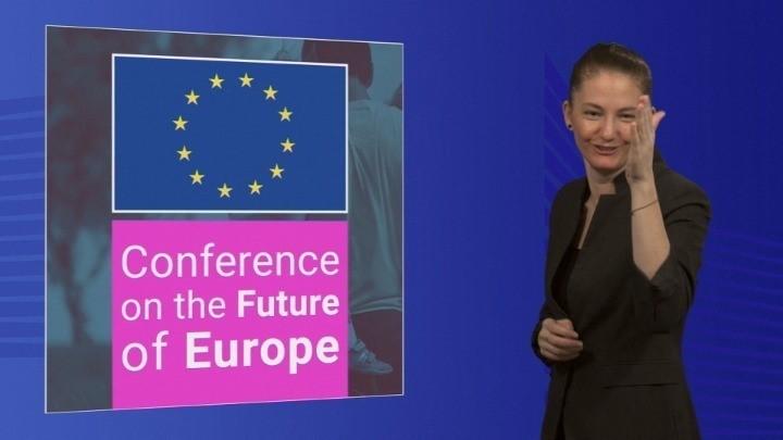 Η Διάσκεψη Για Το Μέλλον Της Ευρώπης Ξεκινά… Πάρε Μέρος…