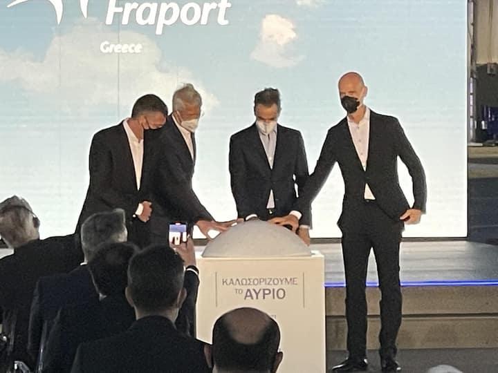 Η Θεσσαλονίκη αποκτά το αεροδρόμιο που της αξίζει